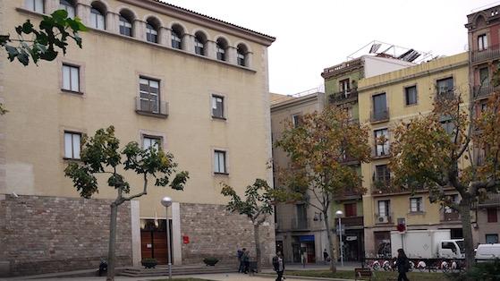 Plaça Vicenç Martorell