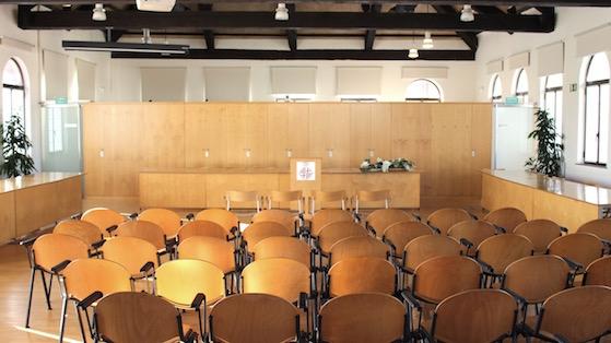 Sala casaments del districte de Ciutat Vella
