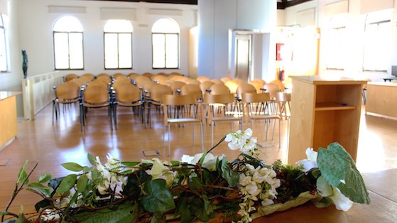 Sala de bodas del distrito de Ciutat Vella