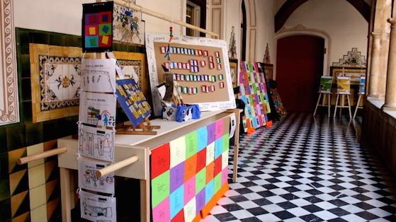 Presentació i exposició dels diferents projectes de les escoles implicades