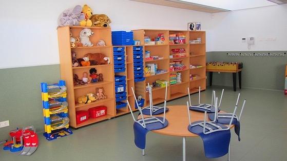 Aula d'equipament infantil