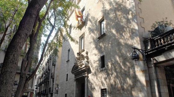 Sede del distrito de Ciutat Vella