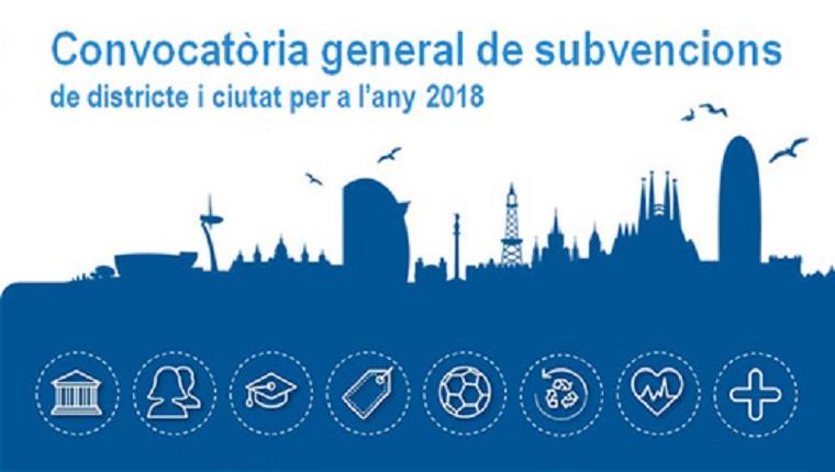 Ajuts i subvencions | Comerç de Barcelona