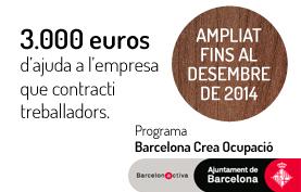 Barcelona Crea Ocupació