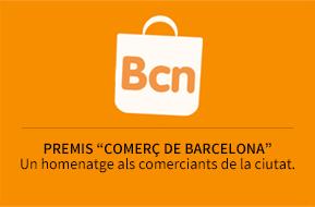 "Premi ""Comerç de Barcelona"""