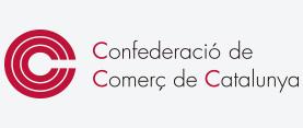 Web de la Confederació de Comerç de Catalunya