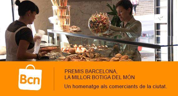 Premi Barcelona, la millor botiga del món