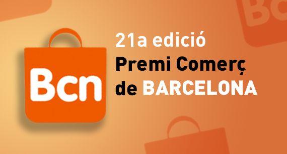 21.ª edición del Premio Comercio de Barcelona