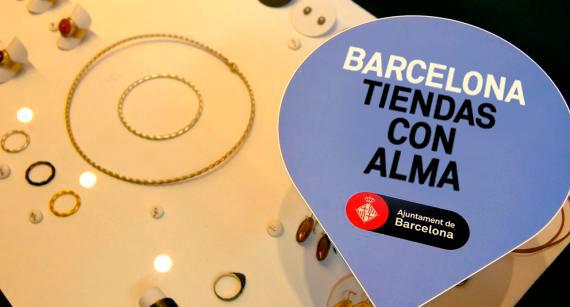 Barcelona, Tiendas con Alma