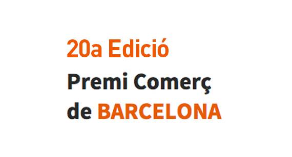 20.ª edición del Premio Comercio de Barcelona