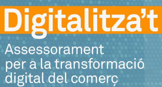 programa de asesoramiento para la transformación digital del comercio