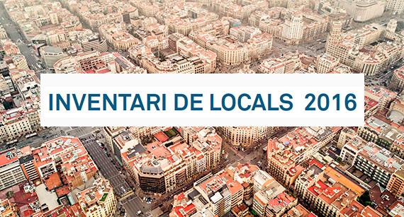 Inventari de locals 2016
