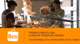 Premios Barcelona, la millor botiga del món