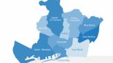 Los distritos y el comercio