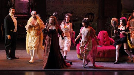 """Puccini's """"Manon Lescaut"""""""