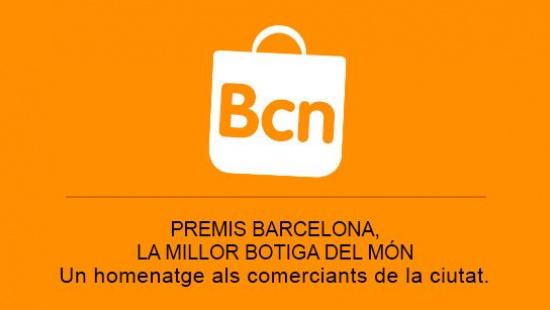 """Premios """"Barcelona, la mejor tienda del mundo"""""""