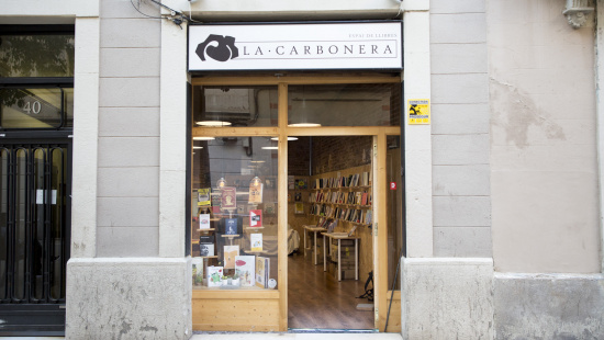"""La Carbonera"" is located on Blai Street, 40 in Poble-sec (Sants Montjuic district)"