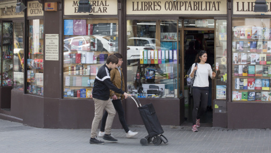 Eixample commercial establishments can receive free professional advice using Barcelona Activa's 'Comerç a punt' service