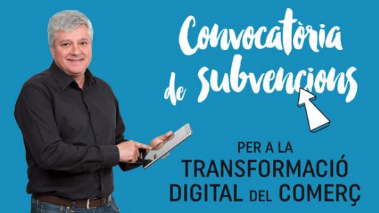La transformación digital del comercio de la ciudad de Barcelona