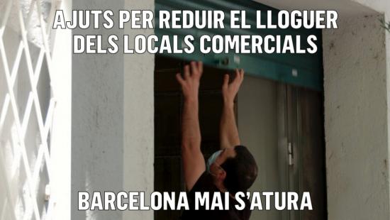 Barcelona Mai s'atura