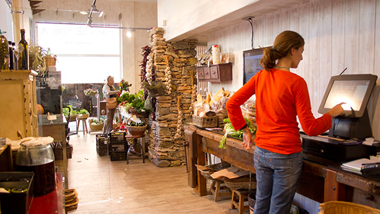 imatge de botiga d'alimentació