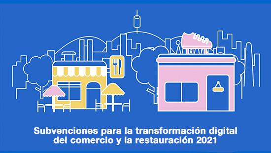 Subvenciones transformación digital