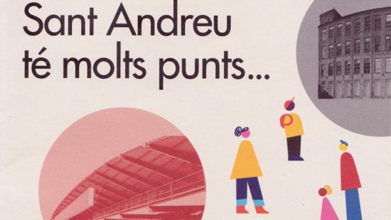 """image of """"Sant Andreu té molts punts"""" iniatiative"""