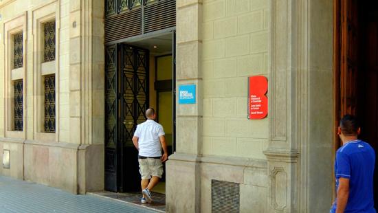 La oficina de la Dirección de Comercio y Consumo de Barcelona está ubicada en la ronda de Sant Pau, 43-45, 2ª planta.