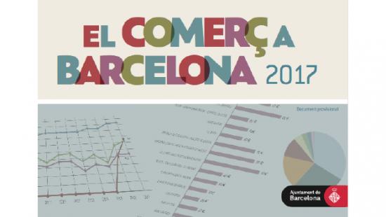 Informe de comerç de Barcelona 2017