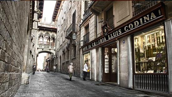 Barcelona iconic establishment