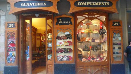 Establiment emblemàtic de Barcelona