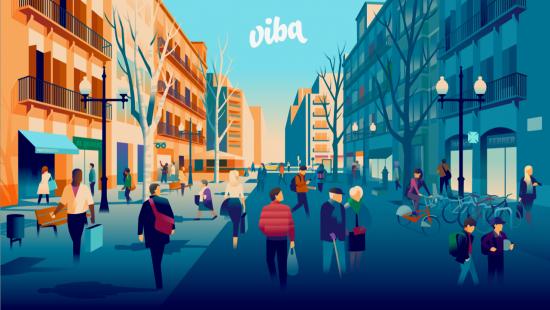 Viba Barcelona, la tarjeta de los comercios de barrio