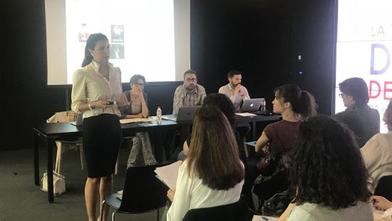Sessió sobre la transformació digital del comerç a la OAE