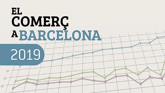 Informe de comerç de Barcelona 2019