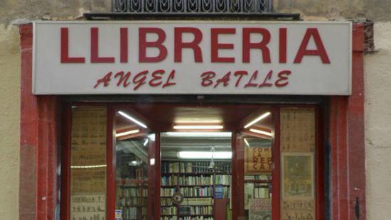 Llibreria Angel Batlle