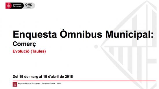 [PDF-català] Òmnibus municipal Març de 2018