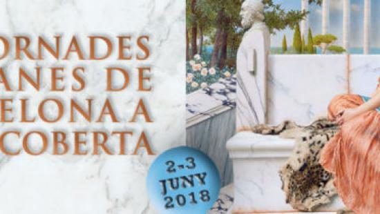 Jornades Romanes de Barcelona a Creu Coberta