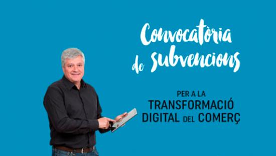 Subvencions transformació digital