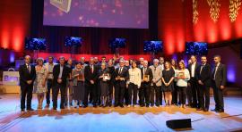 """Guardonats de la 17ª edició del premi """"Barcelona, la millor botiga del món"""""""