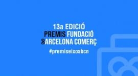 """Barcelona Comerç atorga els premis al """"Compromís amb el Comerç"""", """"Talent Jove"""" i """"Comerç Innovador"""""""