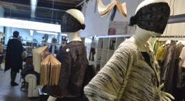 Rutes gratuïtes pel Raval de la Moda