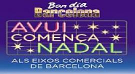 """Campanya """"Avui comença Nadal"""" de la Fundació Barcelona Comerç"""