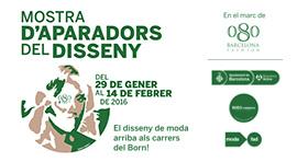 Mostra d'aparadors i bosses ecològiques per promoure el comerç del Born