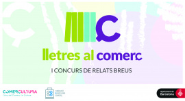 "The short story competition ""Lletres al Comerç"" [Literature in Commerce]  is promoted by the Barcelona Comerç Foundation, which brings together the city's 22 shopping districts"