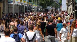 Obertura comercial en festius als barris turístics