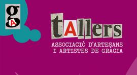 Tallers associació d'artesans i artistes de Gràcia