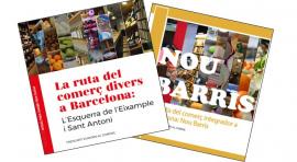 La ruta del comerç divers a Barcelona