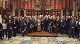 Més de seixanta entitats del comerç i organitzacions professionals van signar el Compromís Ciutadà per la Sostenibilitat