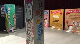 """La mostra itinerant """"El Comerç i les Escoles"""" arriba a Sant Andreu"""
