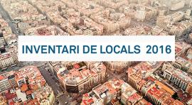 Barcelona disposa d'un Inventari de Locals d'activitats econòmiques en planta baixa